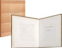 Buch mit Graphiken de  : Fleurs de Pierre