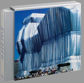 Signed book de  : Wrapped Reichstag