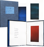 Buch mit Radierungen de  : Comme la nuit recommence