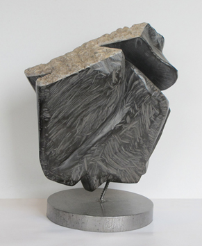 Original signed sculpture de  : Without title II