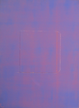 Signiertes Unikat-Werk de  : UNHL - Violet II