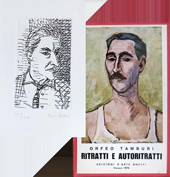 Tamburi Orfeo - Ritratti e Autorittrati