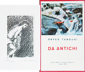 Tamburi Orfeo - Da Antichi