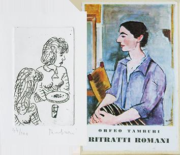 Tamburi Orfeo - Ritratti Romani