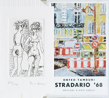 Tamburi Orfeo - Stradario '68