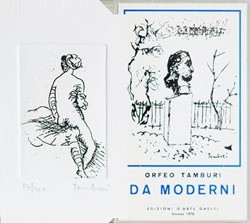 Tamburi Orfeo - Da Moderni