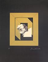 Lithographie originale signée de  : Fondation Maeght