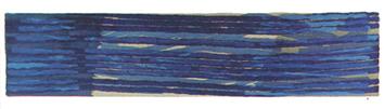 Ubac Raoul : Lithographie : Paysage aux sillons X