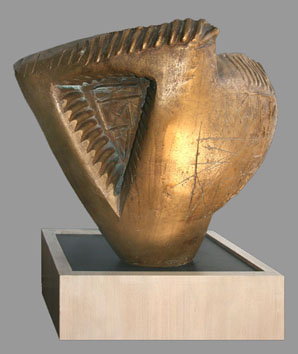 Adam Henri-Georges : Sculpture : The conch