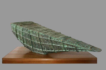 Adam Henri-Georges : Sculpture : The boat