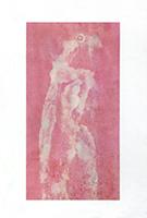 Aquarelle originale signée de  : Composition abstraite XV