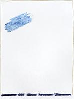 Signierte Originallithographie de  : Fenêtres, dessins d'après ... II