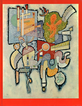 Illustrated issue de  : Centenary of Kandinsky