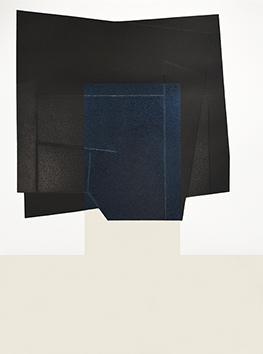 Gravure originale signée de  : Miroir noir - T9