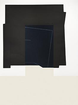 Gravure originale signée de  : Miroir noir - T11