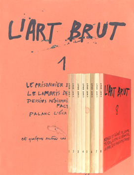 Rivista illustrata de  : L'Art Brut