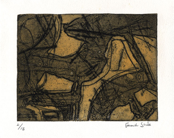 Signed etching de  : Without title 370
