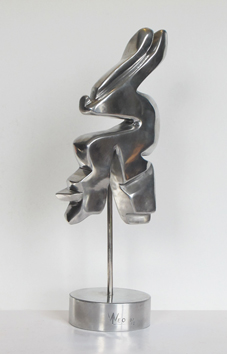 Original signed sculpture de  : Without title X