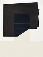 Signierte originale Aquatinta de  : Miroir noir - T1