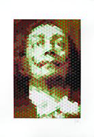 Signierte Serigraphie de  : Salvador Dali Digitalisé III