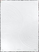 Estampe originale signée de  : Udhie