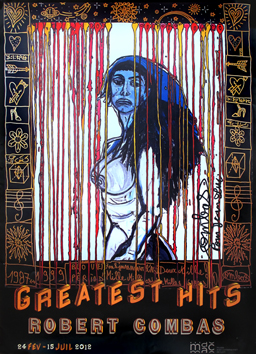 Affiche signée de  : Greatest hits
