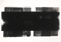 Monotype original signé de  : Presenze interposte