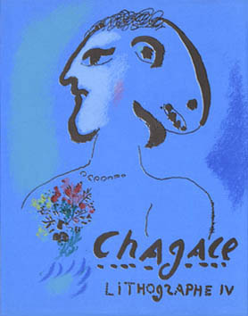 Catalogue raisonne de Chagall Marc : Chagall Lithographe IV, 1969-1973