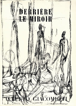 Giacometti Alberto : Revue DLM Maeght : DLM n° 39-40