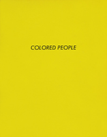 Libro illustrato de  : Colored people