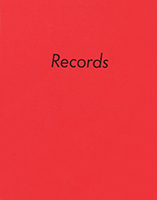 Libro illustrato de  : Records