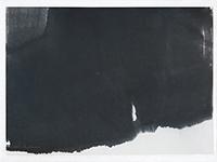 Signierte Tinte-Zeichnung de  : Komposition ohne Titel XXXII