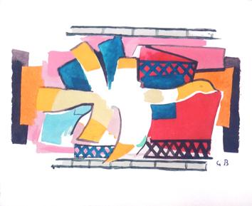 Braque Georges : Livre : Espaces