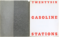 Illustrated book de  : Twentysix Gasoline Stations