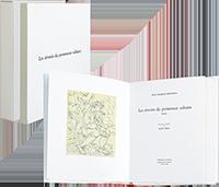 Buch mit Radierungen de  : Les rêveries d'un promeneur solitaire
