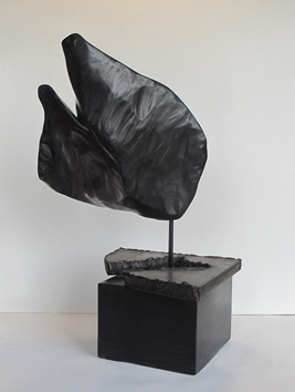 Original signed sculpture de  : Without title XIII