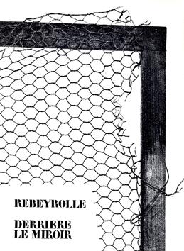 Rebeyrolle Paul : Lithographies originales : DLM n° 202