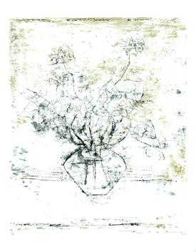 Zao Wou Ki : Litografia originale firmata : Mazzo