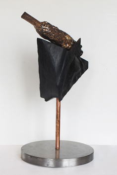 Original signed sculpture de  : Untitled XIV