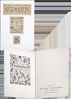 Book with prints de  : Eléments