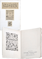 Buch mit Graphiken de  : Eléments
