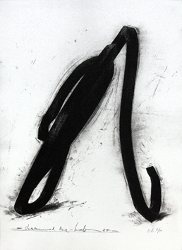 Original lithograph de  : Unspecified line I