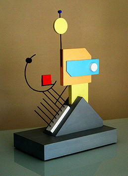 Original signed sculpture de  : Elancé 7