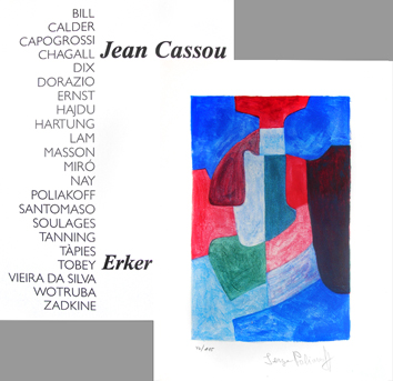 Poliakoff Serge : Livres illustrés : Vingt-deux poèmes