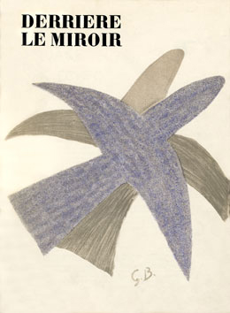 DLM lithographies de Braque Georges : DLM n° 85-86