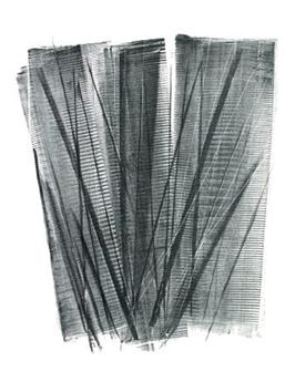 Hartung Hans : Lithographie originale : L 125