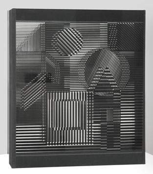 Vasarely Victor - Naissances Bach