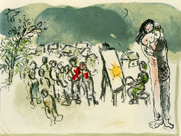 Book de Chagall Marc : Active humanism I