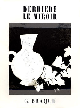 Braque Georges : Revue DLM Maeght : DLM n� 25-26