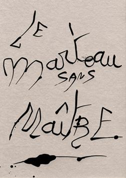 Miro Joan : Libro : Le Marteau sans Ma�tre